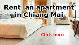 Rent an apartment in Chiang Mai