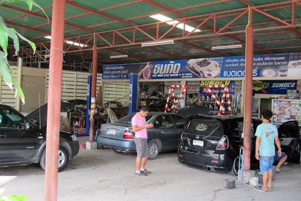 3 M Garage