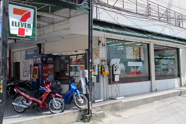 7 Eleven (Huay Kaew Rd)