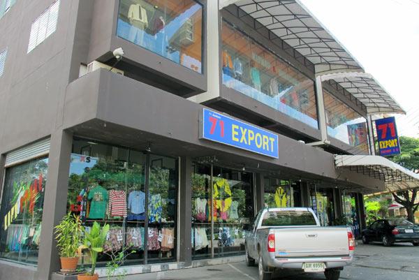 71 Export