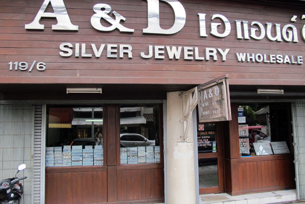 A & D Silver Jewelry
