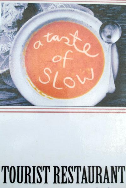A Taste of Slow @N.House
