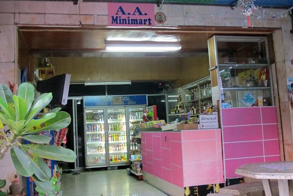 A.A. Minimart @Chiang Mai Land