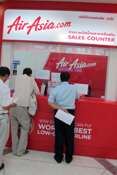Air Asia @Chiang Mai Airport