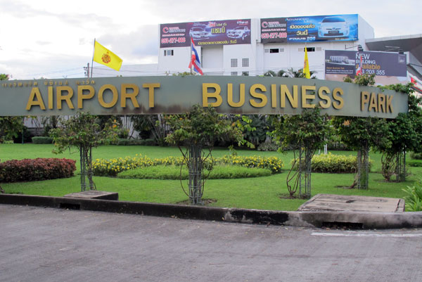 Airport business Park' photos