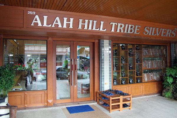 Alah Hill Tribe Silvers