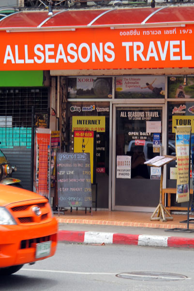 All Seasons Travel (Thapae Gate Branch)