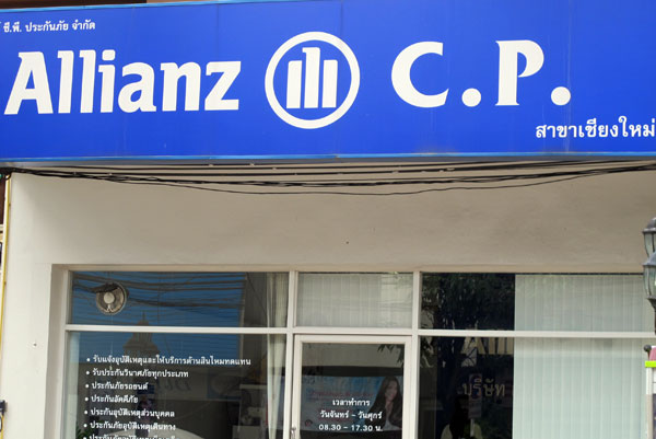 Allianz C.P. (Sridonchai Rd)