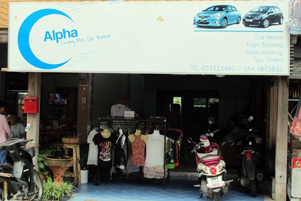 Alpha Chiang mai Car Rental