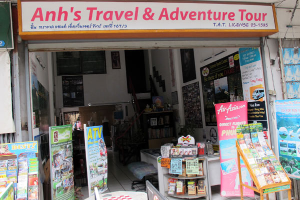 Anh's Travel & Adventure Tour