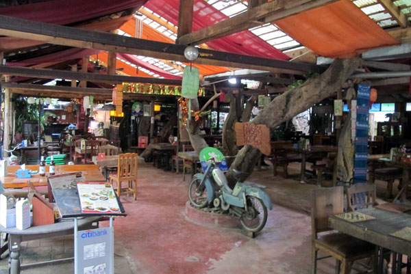 Antique House Restaurant (Charoenprathet Rd)