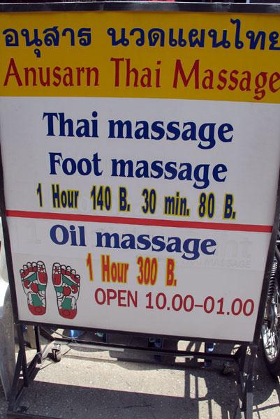 Anusarn Thai Massage