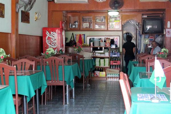 Arabia Restaurant @Anusarn Market