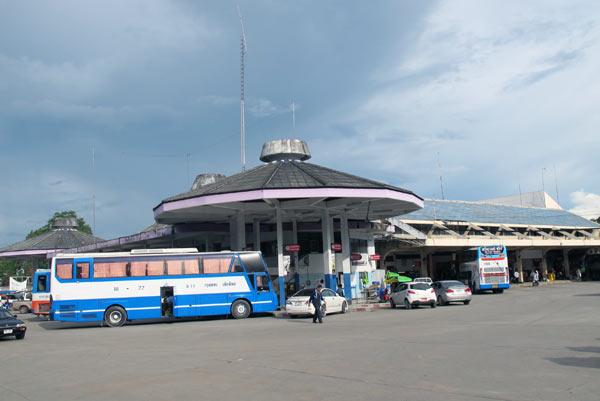 Arcade Bus Station