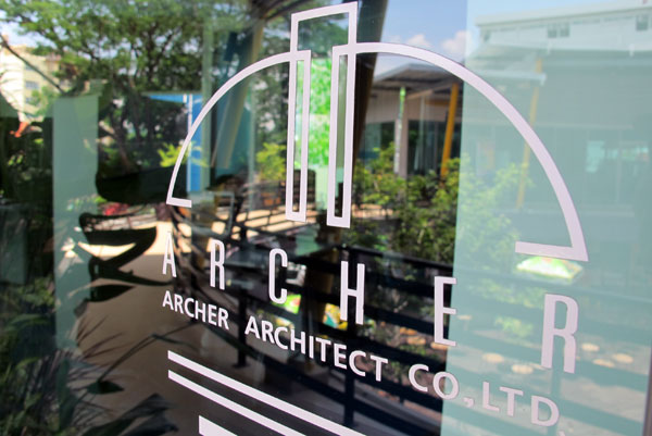 Archer Architect (The Ring)