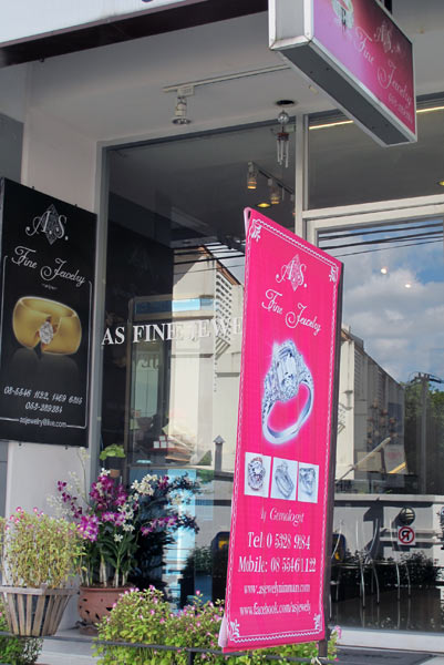 A.S. Fine Jewelry @The Empire Nimman
