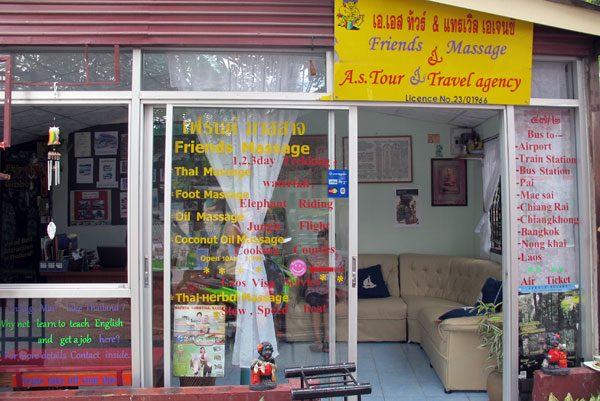 A.S. Tour & Travel Agency