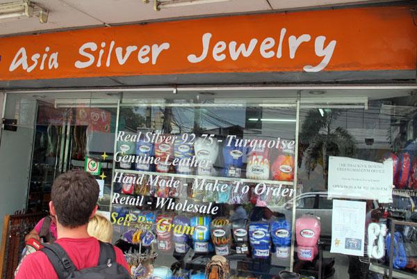 Asia Silver Jewelry