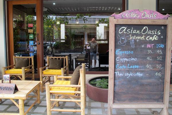 Asian Oasis Internet Cafe