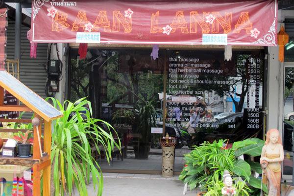 Baan Lanna Massage