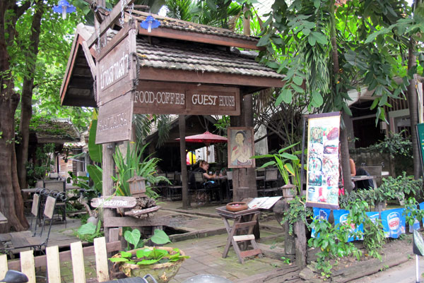Baan Lansa Guesthouse
