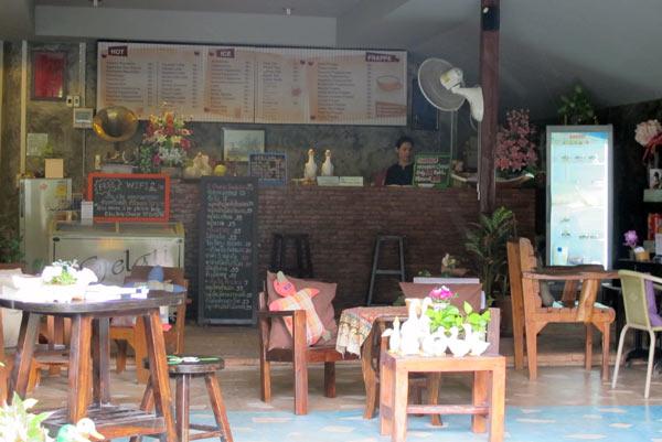 Baan Ped Coffee @Prasertland