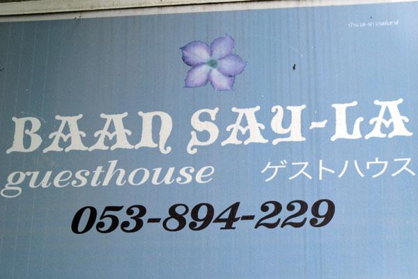 Baan Say-La Guesthouse
