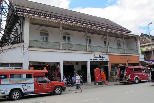 Baan Thapae Art Gallery Boutigue Rooms