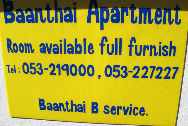Baanthai Apartment