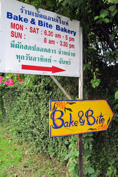 Bake & Bite (Kaeo Nawarat Rd)