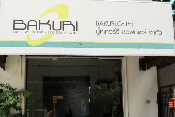 Bakuri CMS - Webshop - SEO Solutions