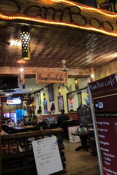 Bam Boo Cafe