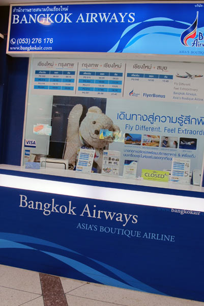 Bangkok Airways @Chiang Mai Airport' photos