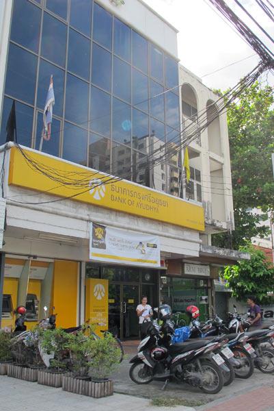 Bank of Ayudhya (Huay Kaew Rd)