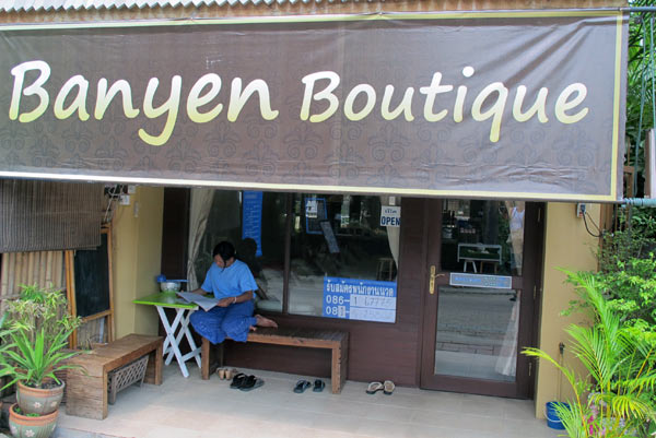 Banyen Boutique Thai Body Massage