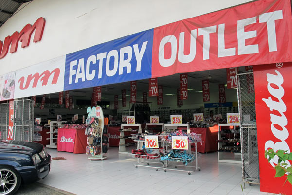 Bata Factory Outlet