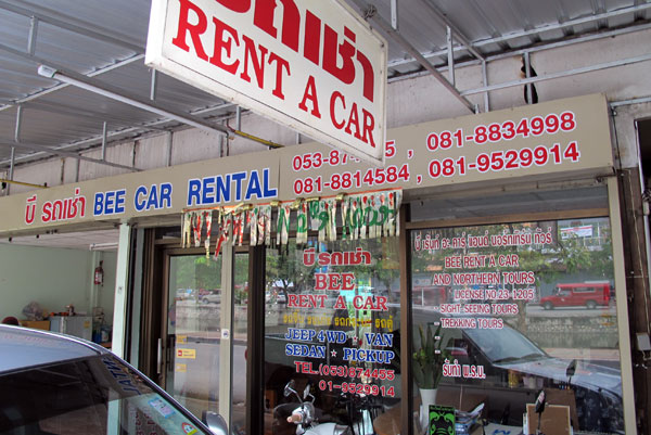Bee Car Rental