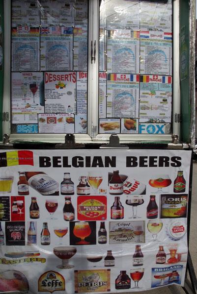 Benelux restaurant
