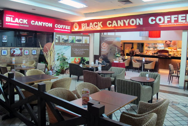 Black Canyon Coffee @Kad Suan Kaew