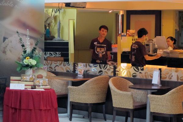 Black Canyon Coffee @Kad Suan Kaew