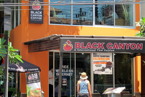 Black Canyon Coffee (Nimmanhaemin Branch)