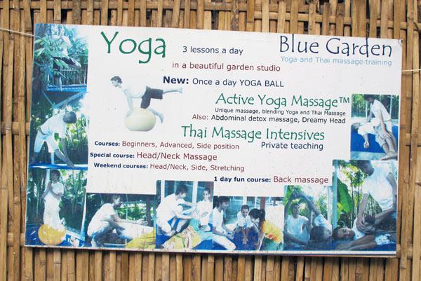 Blue Garden Yoga