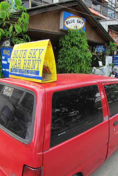 Blue Sky Car Rent