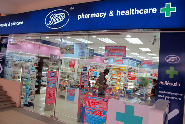 Boots Pharmacy & Healthcare (Chang Klan Rd)