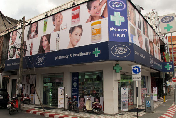 Boots Pharmacy & Healthcare (Thapae Gate)