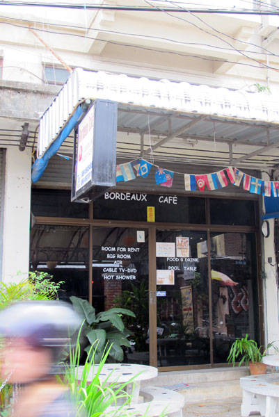 Bordeau Cafe Guesthouse