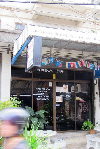 Bordeau Cafe Guesthouse