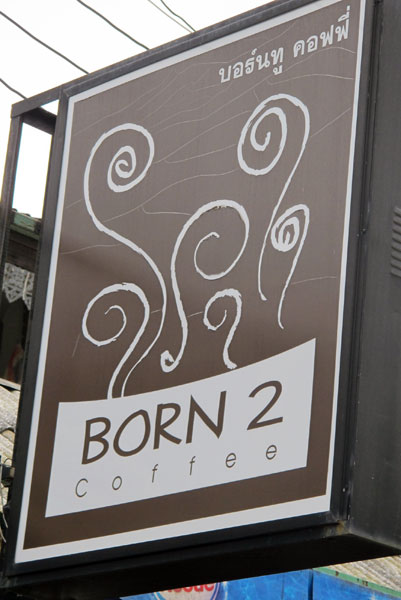 Born 2 Coffee