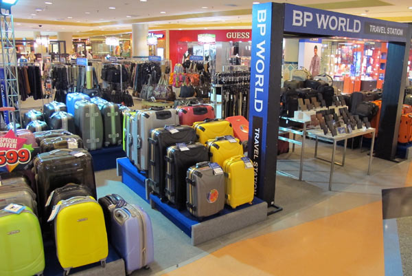 BP World @Central Airport Plaza