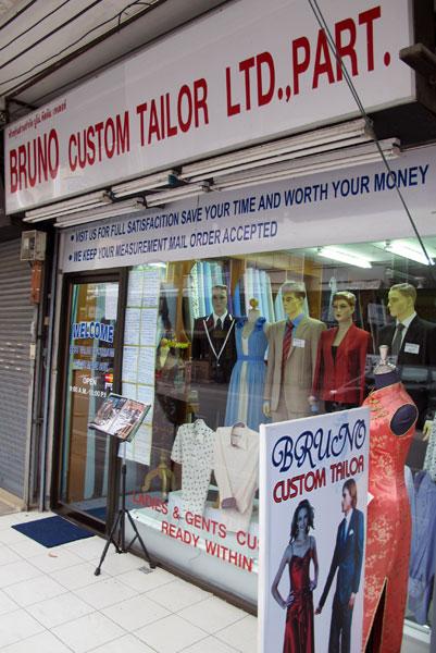 Bruno Custom Tailor